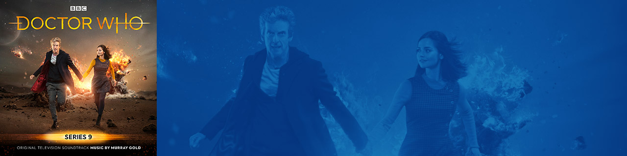 Doctor Who Series 9 banner