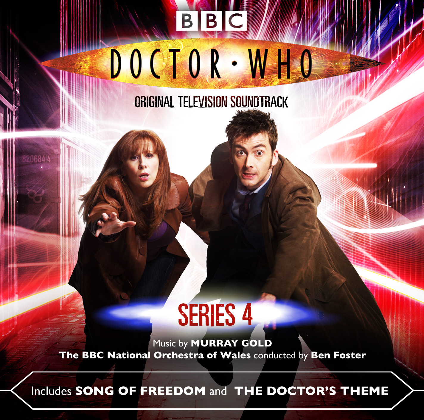 Doctor Who Series 4 Soundtrack Coming In November Bad Astronomy 7 Way Trailer Plug Wiring Diagram Contrail Cover