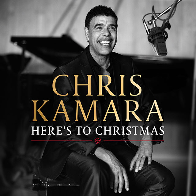 Chris Kamara Here's To Christmas