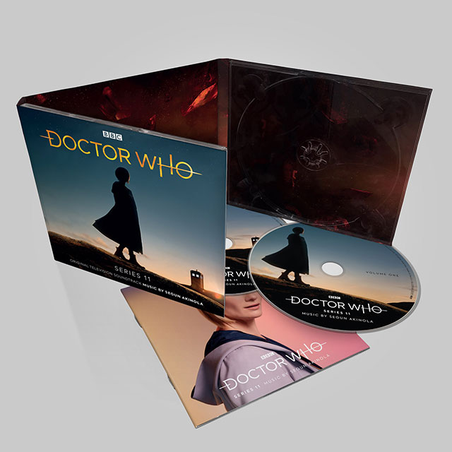 doctor who series 11 deluxe digipak