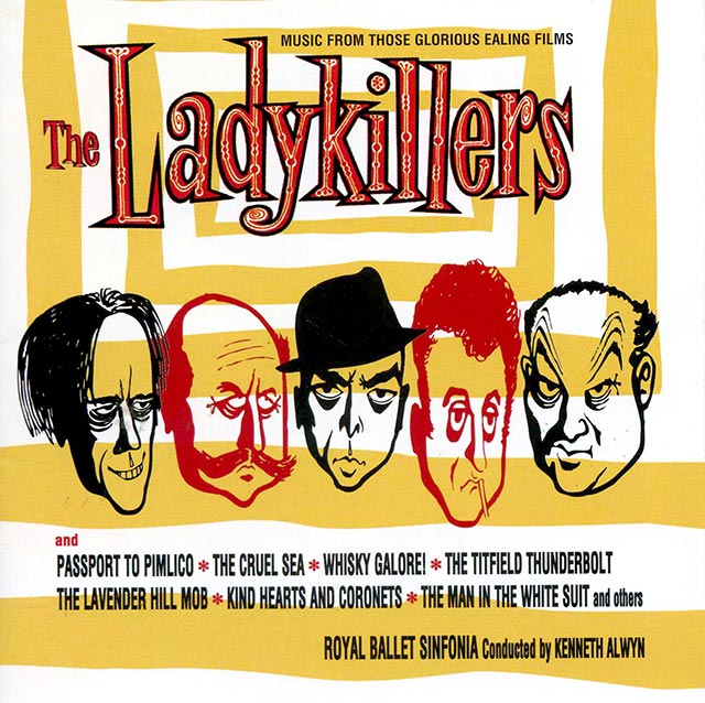 The Ladykillers Those Glorious Ealing Films