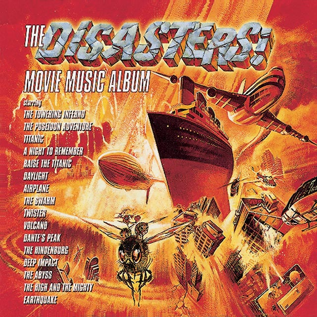 The Disasters Movie Music Album