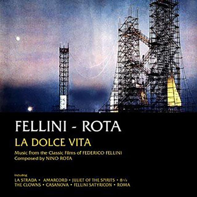 FelliniRota La Doce Vita