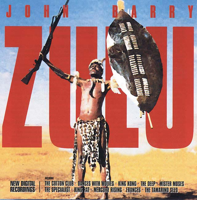 Zulu The Essential John Barry