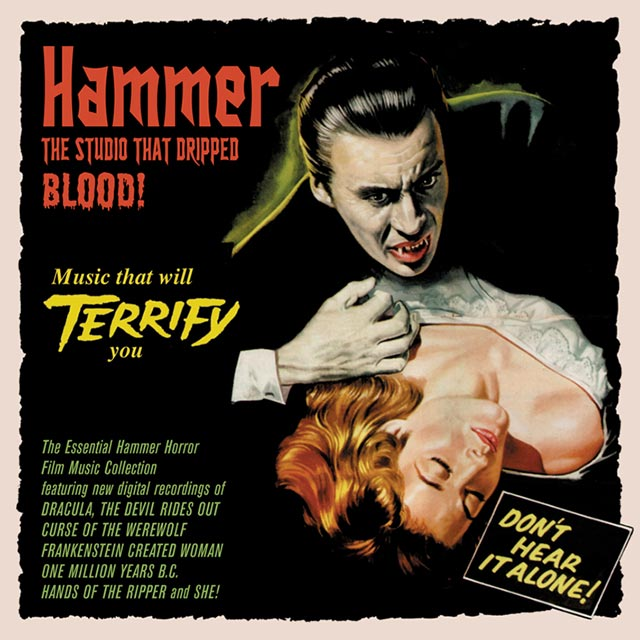 Hammer the Studio That Dripped Blood