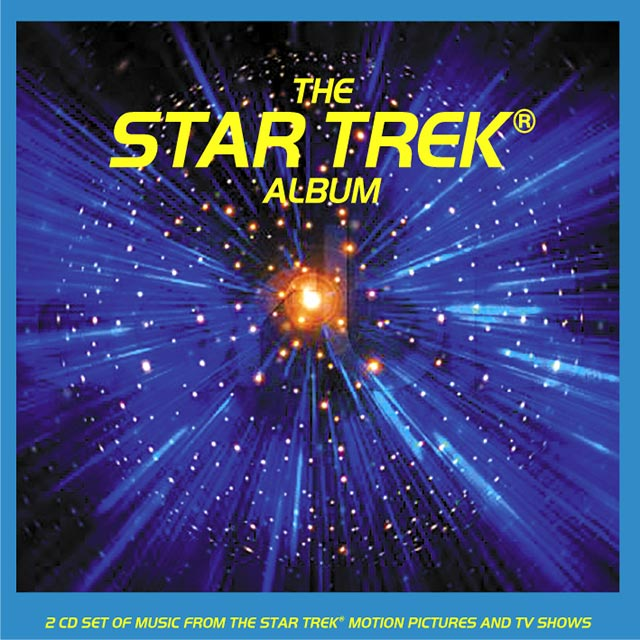 The Star Trek Album