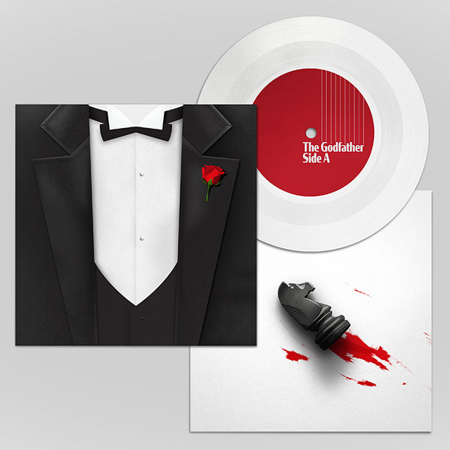 The Godfather 7 inch