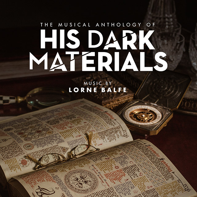The Musical Anthology of His Dark Materials CD