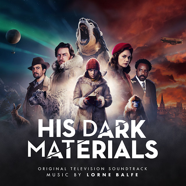 His Dark Materials original soundtrack
