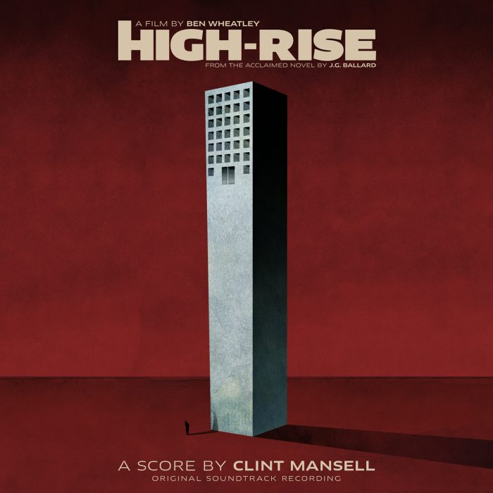 HIGH-RISE cover art