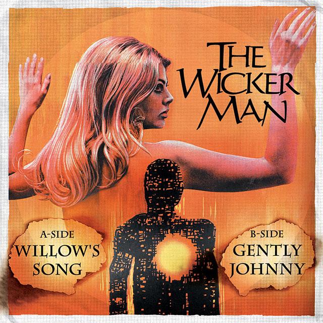 The Wicker Man 7 inch vinyl