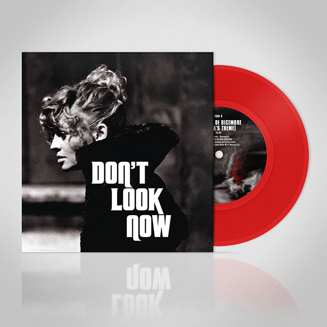 Don't Look Now 7 inch vinyl