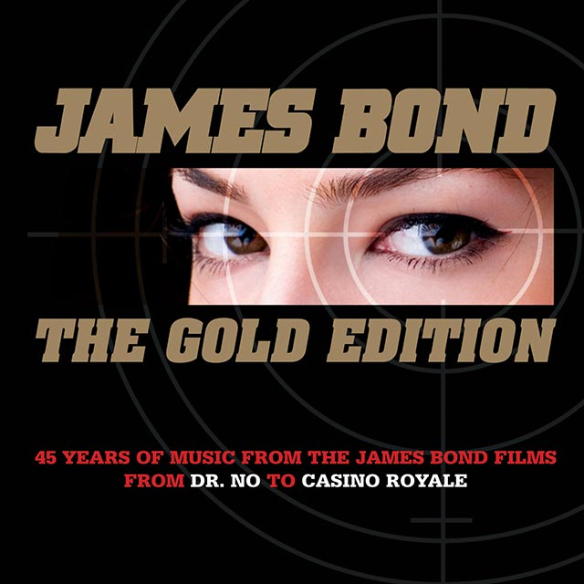 James Bond The Gold Edition