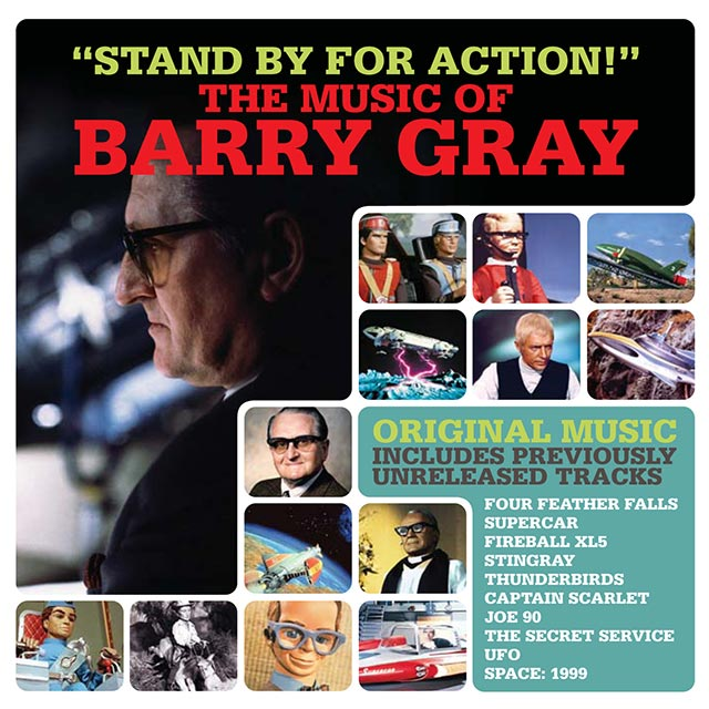 Stand By For Action Music of Barry Gray