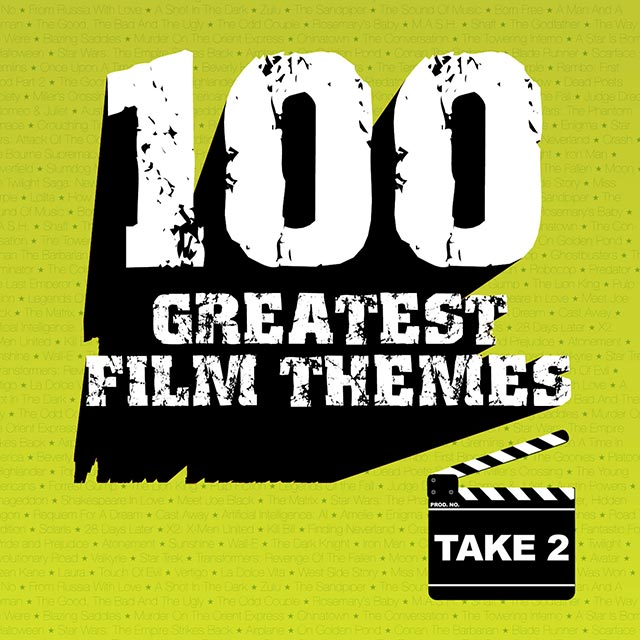 100 Greatest Film Themes Take 2