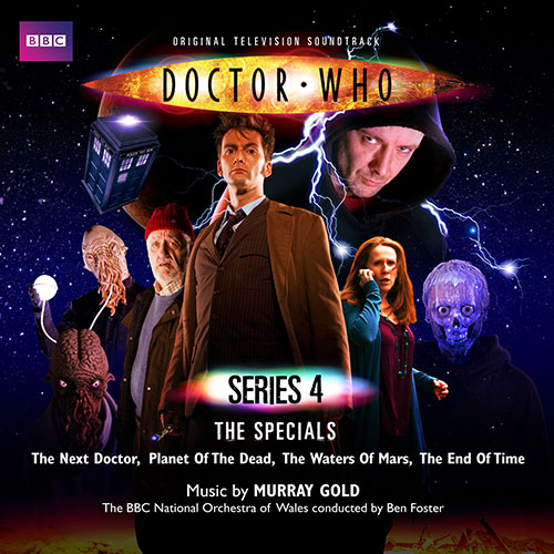 Doctor Who - Series 4 The Specials