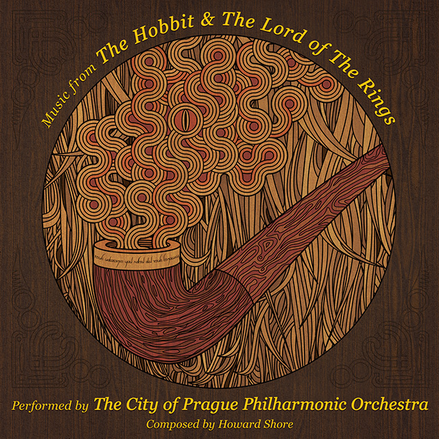Music From The Hobbit and Lord Of The Rings