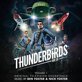 Thunderbirds Are Go - Vol.1