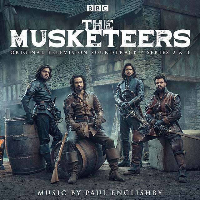 The Musketeers - Series 2 & 3