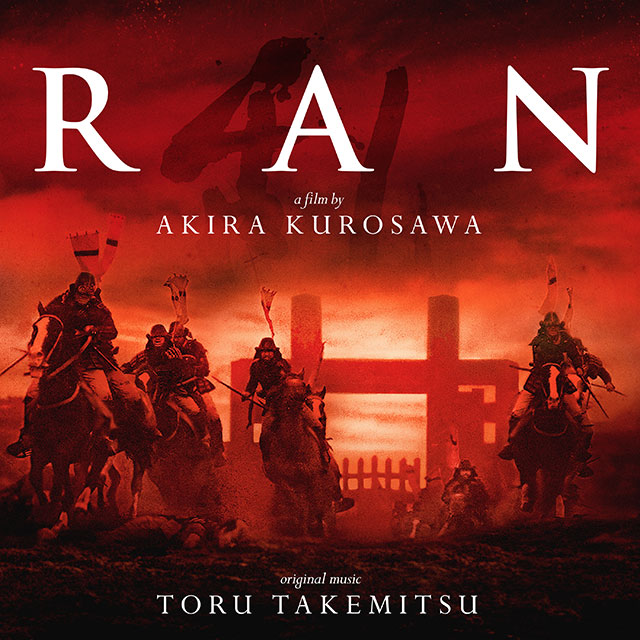 RAN by Toru Takemitsu