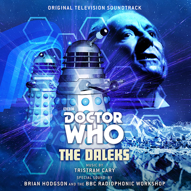 Doctor Who - The Daleks