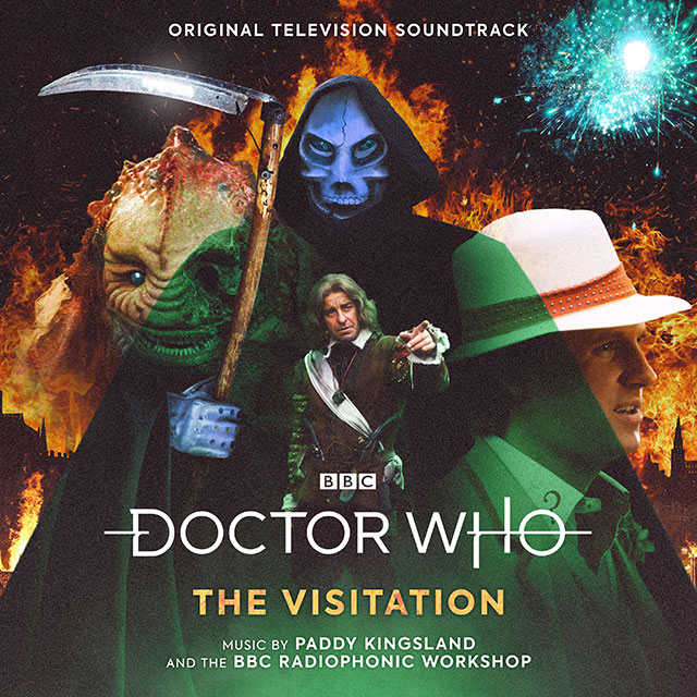 Doctor Who The Visitation