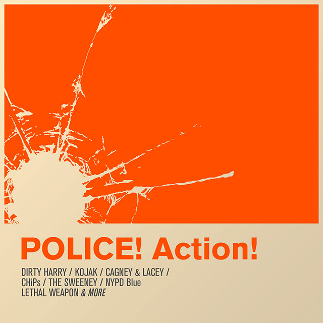 Police! Action!