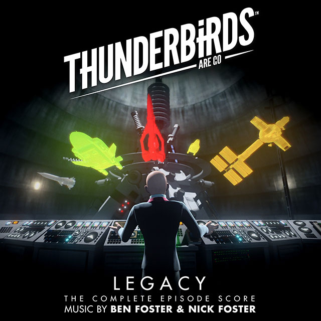Thunderbirds: Legacy (complete episode score)
