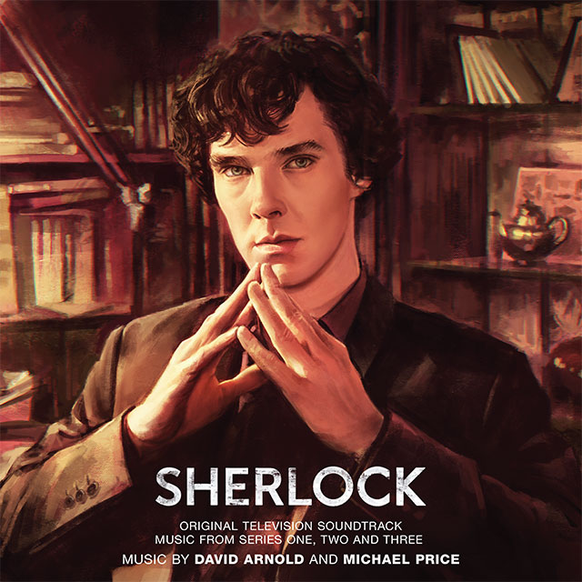 Sherlock: Music From Series One, Two and Three