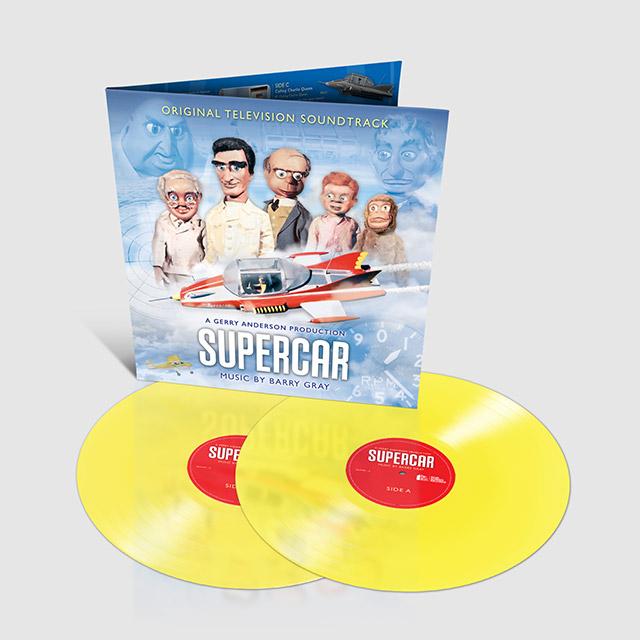 Supercar vinyl