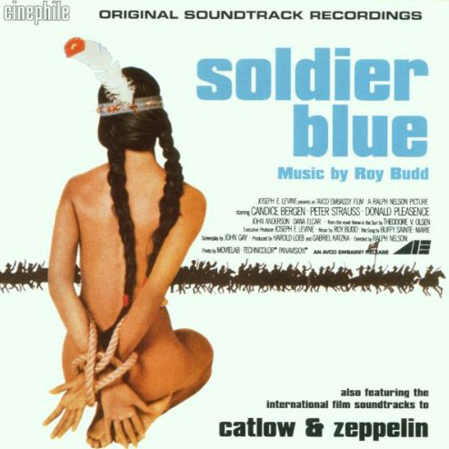Soldier Blue and Catlow