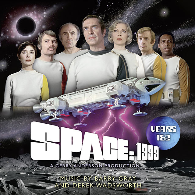 Space 1999 Year One and Year Two