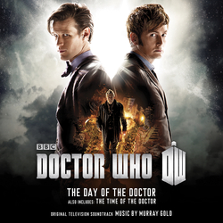 The Day of The Doctor / The Time of The Doctor