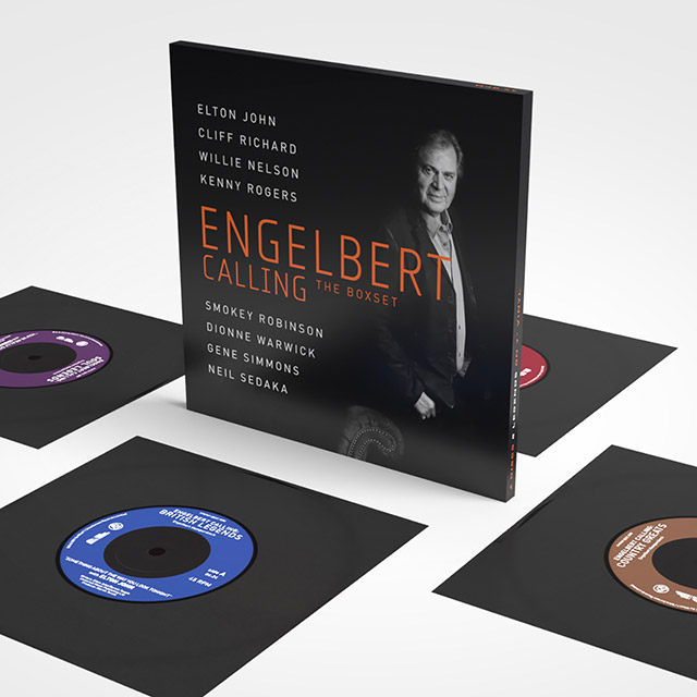 Engelbert Humperdinck box set