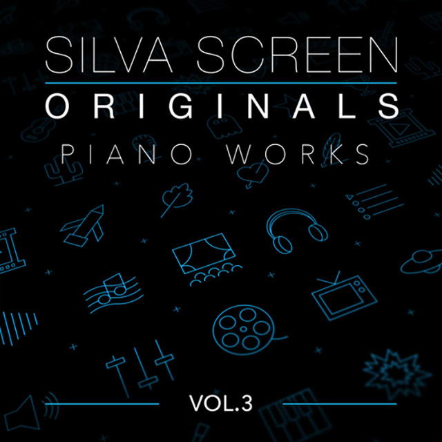 Silva Screen Originals Volume 3 Piano Works