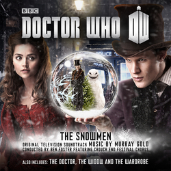 Doctor Who - The Snowmen / The Doctor, The Widow and the Wardrobe